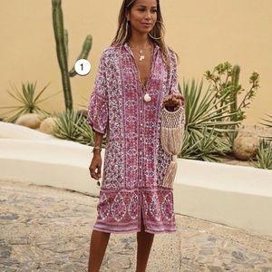 Spell & The Gypsy Jasmine Midi Tunic / Dress